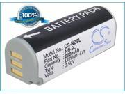 600mAh Battery For CANON PowerShot ELPH 520 HS