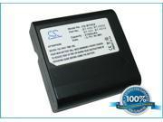2700mAh Battery For SHARP VL-E620S, VL-A45U, VL-E720, VL-SE50U, VL-A111S