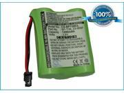 1200mAh Battery For Radio Shack 23-9097, 43-8031, 43-8032, 43-8033, 960-2083