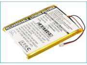 1800mAh Battery For Cowon D2 2GB, D2 4GB
