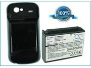 2800mAh Battery For SAMSUNG Nexus S 4G, GT-I9020 Extended with Back Cover
