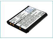 700mAh Battery For NIKON Coolpix S3100, Coolpix S4100