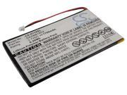 vintrons Replacement Battery For IRIVER H140, H340 MP3 Playmer, H110, H120, H320