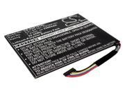 VinTrons Replacement Battery 3300mAh/24.42Wh For ASUS Eee Pad Transformer TF101, Eee Pad Transformer TF101 Mobile Docking