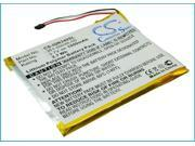 VinTrons Replacement Battery 1000mAh/3.7Wh For GARMIN Nuvi 3400, Nuvi 3590LMT, Nuvi 3750
