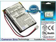 VinTrons Replacement Battery 500mAh For BINATONE iDect X2i, X2i