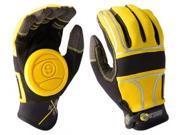 Sector 9 BHNC Slide Gloves Yellow L/XL