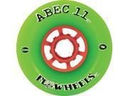 ABEC11 FLYWheels 90mm 81a Skateboard Wheels