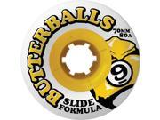 SECTOR 9 SLIDE BUTTERBALLS 80a 70mm Wheels