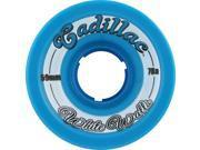 CADILLAC WHITE WALLS 59mm 78a BLUE
