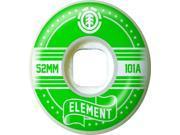 Element BANNER 52mm street Skateboard Wheels