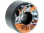 SPITFIRE A.V.E. F1SB LOCK-IN JAILBREAK 53mm BLACK Skateboard Wheels