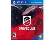Sony PlayStation Drive Club  PS4