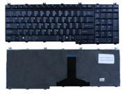 WIFEB Laptop Black Keyboard for Toshiba Satellite A500 A505 L350 L355 L500 L505 L550 L555 P200 P205 P300 P305 X205 Series