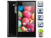 4.0 inch Dual Core 3G Android Mobile Phone D1000 with Dual Camera