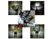 Hot,New led bike bicycle light Kit with Cree 2*XML2 XM-L2 LED ,2800 lumen,headlamp headlight,black color