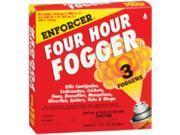 Enforcer, PF-753, 3 Pack, 5 OZ, 4 Hour Indoor Fogger Value Pack