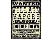 Villain Vapors - Double Down E-liquid (15ml)