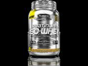 MuscleTech Platinum 100% ISO Whey Supplement, Peanut Butter Chocolate Twist, 1.76 Pound