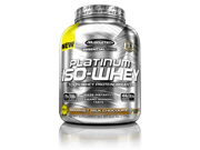 MuscleTech Platinum 100% ISO Whey Supplement, Gourmet Milk Chocolate, 3.34 Pound