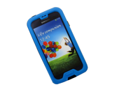 LifeProof FRE Cyan/Black/Clear Case for Galaxy S4 1802-04