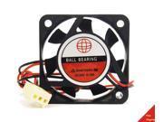 40mm 10mm New Case Fan 24V 6CFM Waterproof to IP55 2 pin 382a