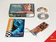 NEW ASUS A7000 T 32M A ATI RADEON 7000 32MB 64 bit DDR 4X AGP Video Card Retail