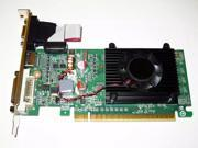 512MB Single Slot PCI Express PCI-E x16 DVI+HDMI+VGA Video Graphics Card w/ Fan