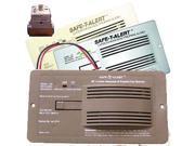 Safe-T-Alert CO & Propane Alarm w/ Solenoid, Almond 70-742-R-AL-KIT