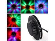 48 LEDs Sunflower Stage Lights Lighting Lamp Voice-activated Disco Bar DJ Party