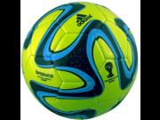 Adidas Brazuca Glider WORLD CUP 2014 Ball Greenl