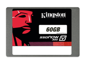 "Kingston SSDNow V300 Series SV300S37A/60G 2.5"" 60GB SATA III Internal Solid State Drive (SSD)"