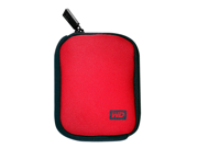 WD WDBABK0000NRD-WRSN My Passport Carrying Case - Red