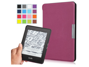 """Kindle Paperwhite Case - Ultra Lightweight Shell Case for Amazon All-New Kindle Paperwhite (Both 2012 and 2013 versions with 6"""" Display and Built-in Light), PURPLE"""