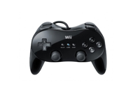 Wii Classic Controller Pro - Black