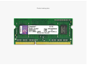 Blaze Display DDR3 1333 2G Laptop memory chips Compatible with 1066