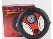 Car Styling Inflatable Pump 12V  Mini Portable Car Air Compressor Tire Electric Inflater Auto Pumps