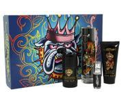 Ed Hardy King Dog For Men Gift Set