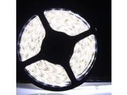 SUPERNIGHT 5M Cool White SMD 3528 16FT 300 LEDs Light Strip Lamp Bright Single Color Indoor For Decorate Home