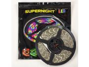 SUPERNIGHT 5M 16.4ft 5050 RGB 270LED strip Waterproof Horse Race Dream Color Horse Race light Outdoor/Indoor
