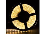 SUPERNIGH 16.4ft Warm White 5050 5M 600led Silicone Tube Waterproof Double Row Strip Light Lamp Outdoor/Indoor 12V 120 Leds/m