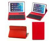 "SUPERNIGHT Detachable Removable Bluetooth Keyboard PU Leather Stand Case Cover For Apple iPad Mini / iPad Mini Retina 7.9"" 7.9 inch IOS Tablet"