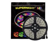 SuperNight® 16.4FT 5M SMD 5050 Waterproof 300LEDs RGBW RGB+Cool White Color Changing Flexible LED Strip Light