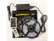 SuperNight® Waterproof 5M LPD 6803 5050 Dream Magic RGB LED Strip 133 Color+Power+RF Remote Controller