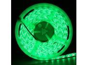 SuperNight® 5M 16.4Ft 5050 Waterproof 300leds Green LED Strip light Flexible,60led/M 12V 300 led Ribbon light