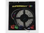 SUPERNIGHT 10m/33ft 5050 RGB Flexible LED Strip DC 24V 300LEDs/10M Festival Decorative LED Light Strips Color Changing LED Ribbon