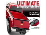 Bushwacker Diamondback BedRail Caps for 94-02 Dodge Ram 8' Bed w/ Stake Holes