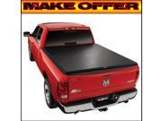 Truxedo TruXport Roll Up Tonneau for Nissan Titan 5.5' W/out Track System 297101