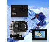 Black SJ4000 HD 1080P Bike Helmet Sports Mini DV Action 30M Waterproof Camera Cam