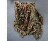 Lifelike Oxford Military Net Woodland Leaves 2 X 3 Meter Car Camo Cover Jungle